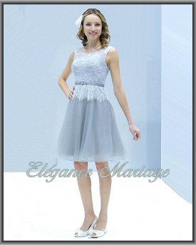 Modele robe cocktail mariage